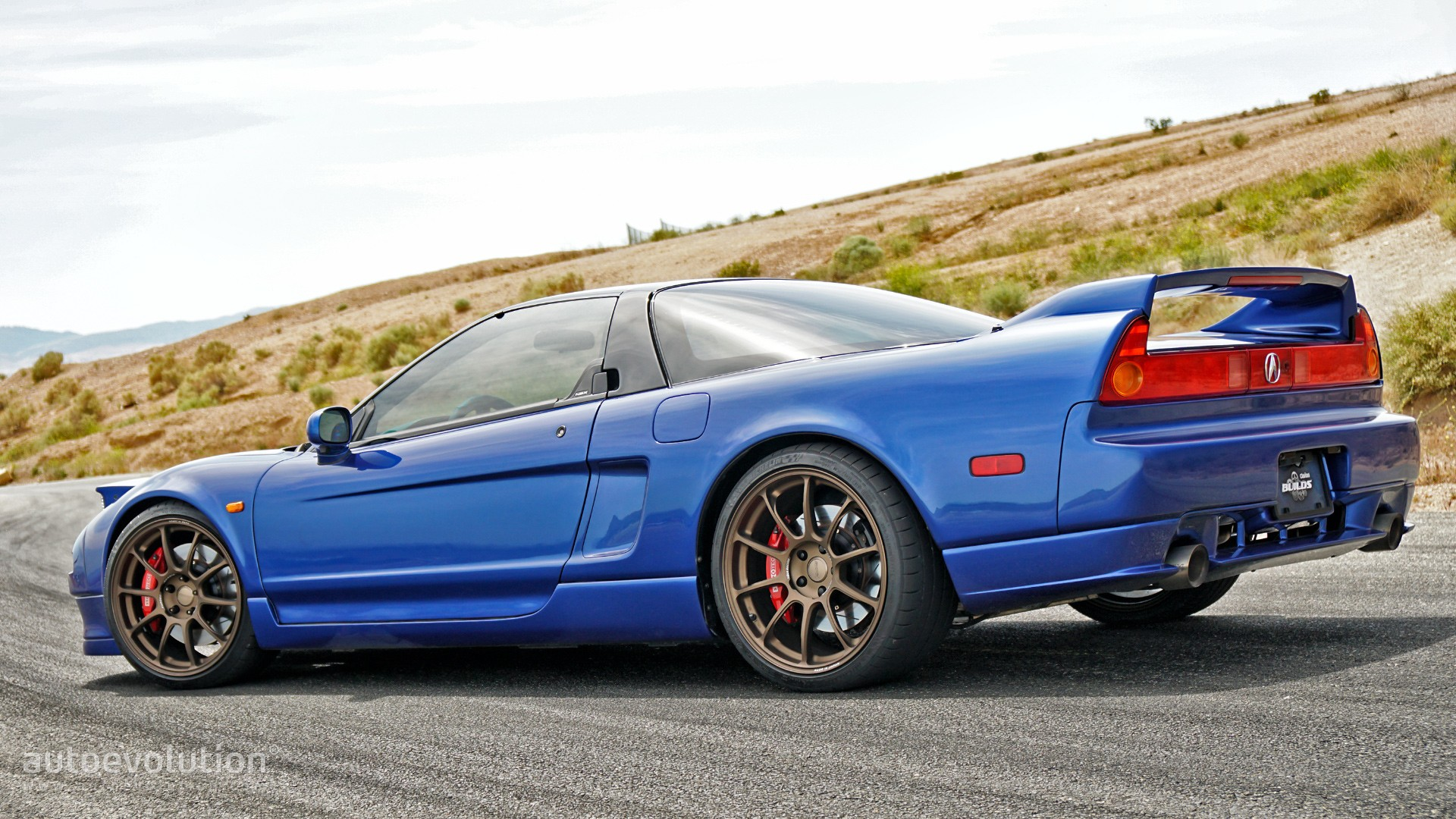 Clarion Builds Resurrects and Improves a 1991 Acura NSX - autoevolution