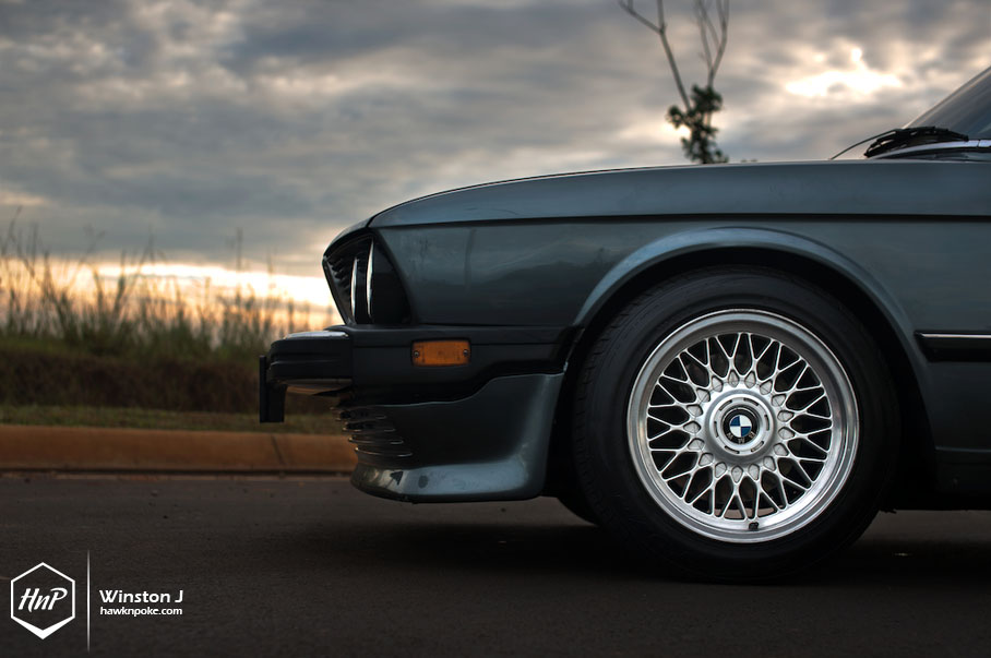 Classic Bmw E28 5 Series Seems Frozen In Time Autoevolution