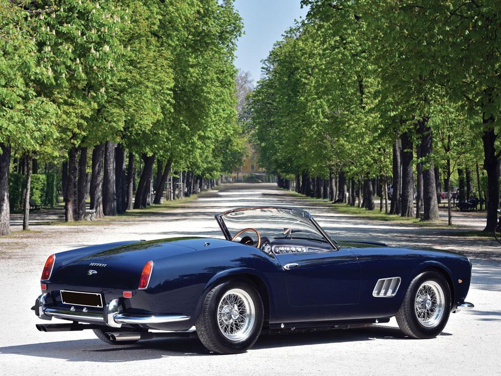 Classic Ferrari 250 Gt California Spyder Could Fetch Over