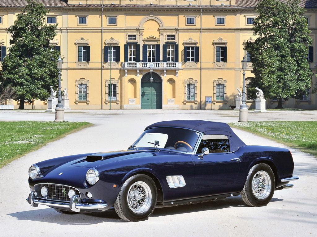 Classic Ferrari 250 GT California Spyder Could Fetch Over ...