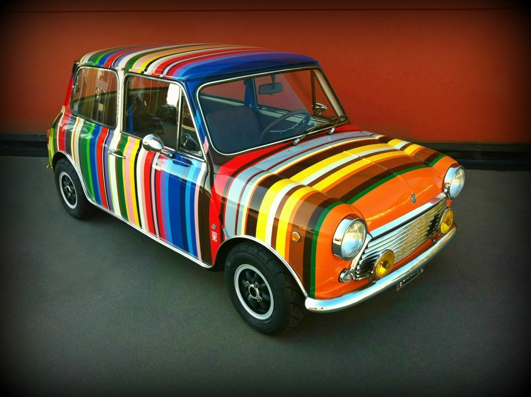 Classic Funky 1973 Mini Cooper Can Be Yours For 36 530