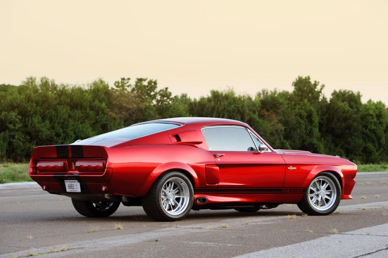 Classic recreations 1967 shelby mustang gt