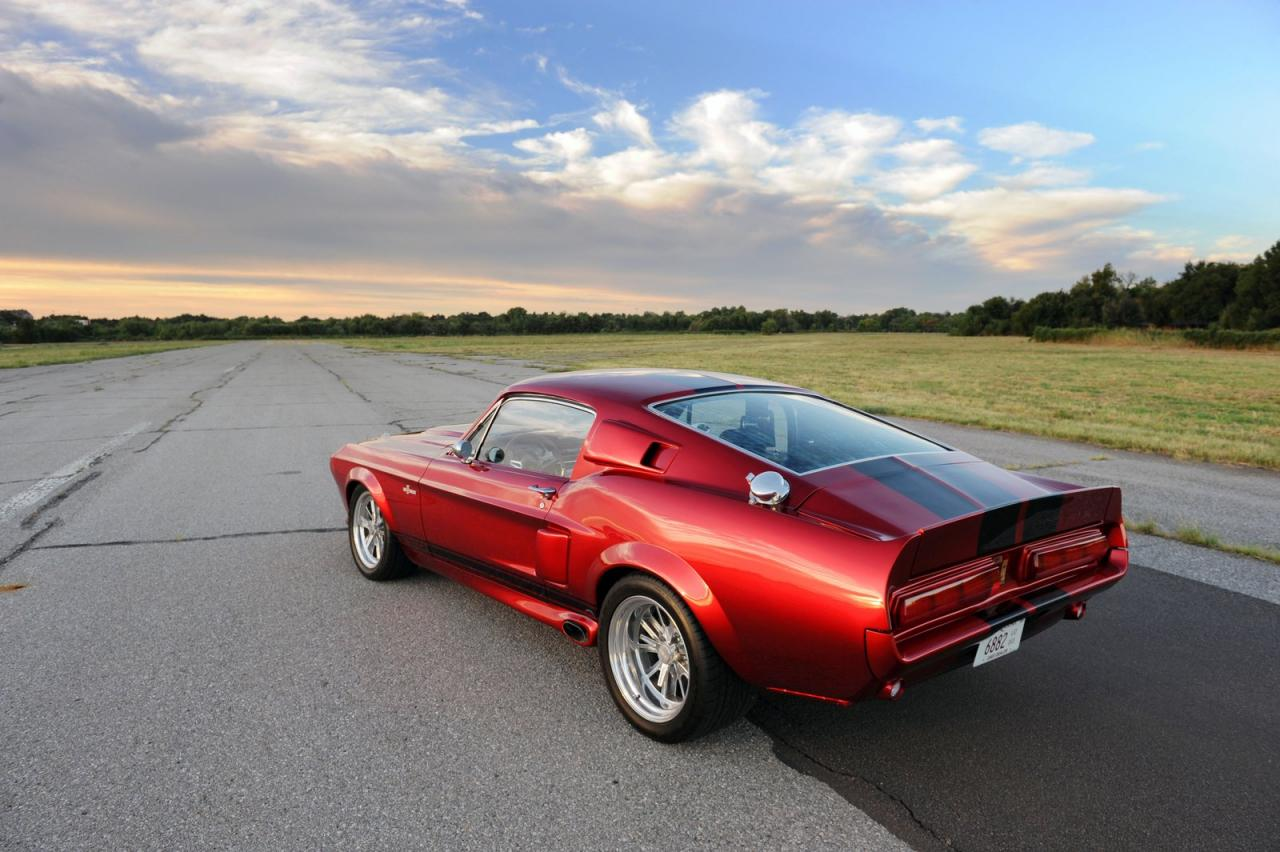 Classic Recreations Bring Back The 1967 Shelby Mustang Gt