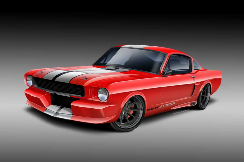 Ford Shelby Truck >> A Shelby Mustang Replica with EcoBoost Power? Yes, Please! - autoevolution