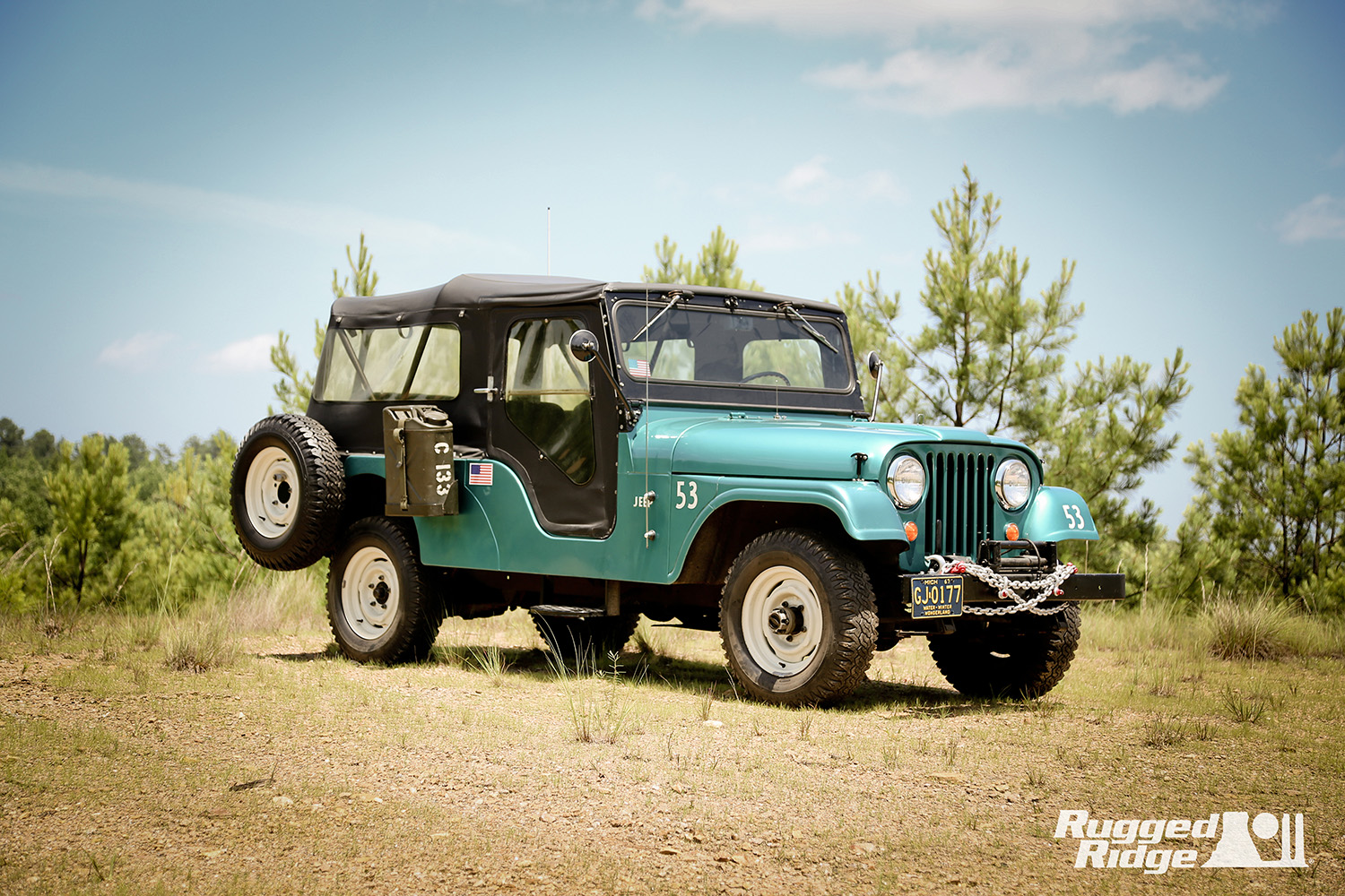 Classic Restored Jeep Collection Heading To Sema