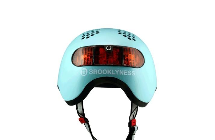 Classon Smart Bicycle Helmet Even Supports Gestures ...