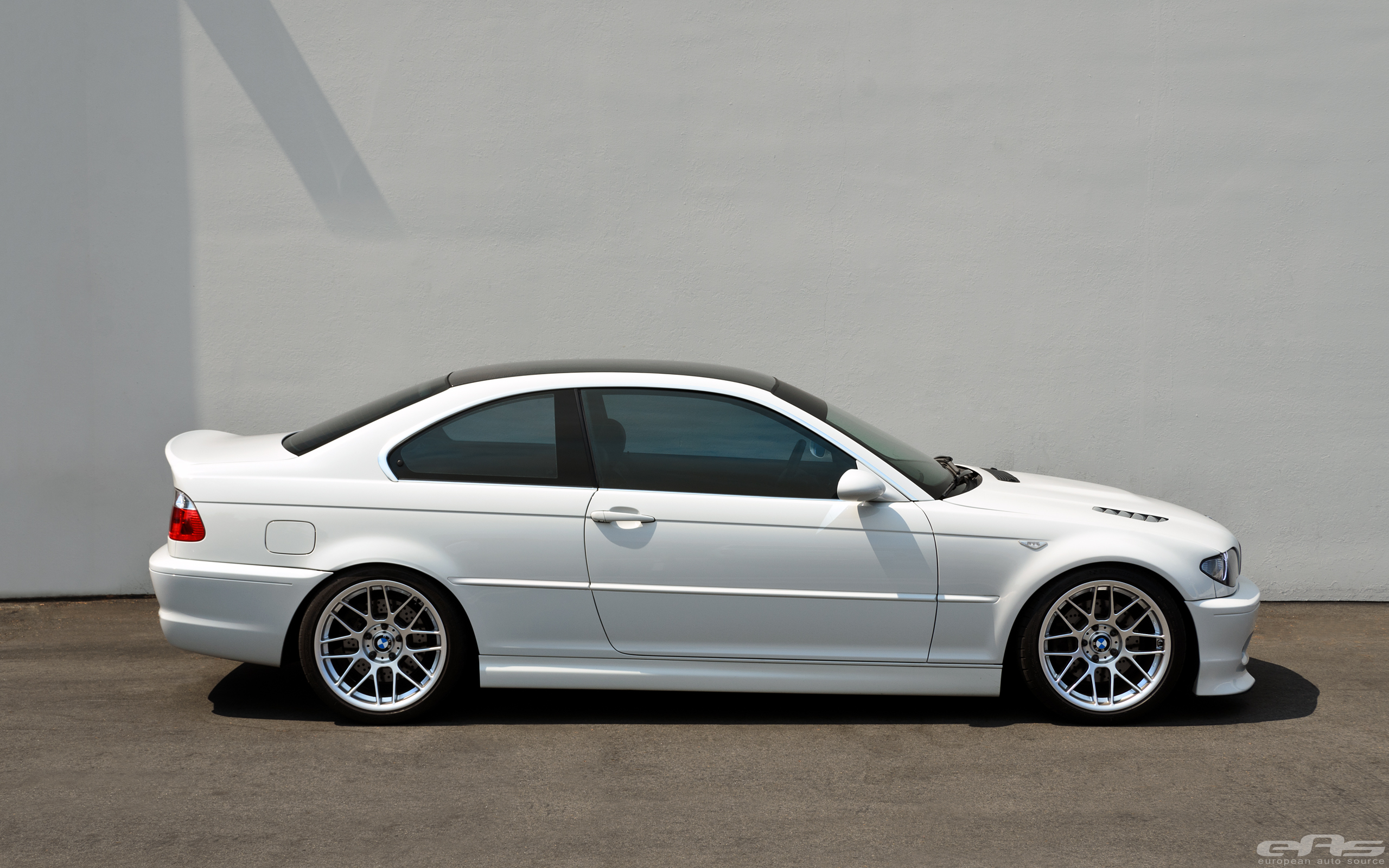 Clean Bmw E46 330ci Has More Than One Ace Up Its Sleeve