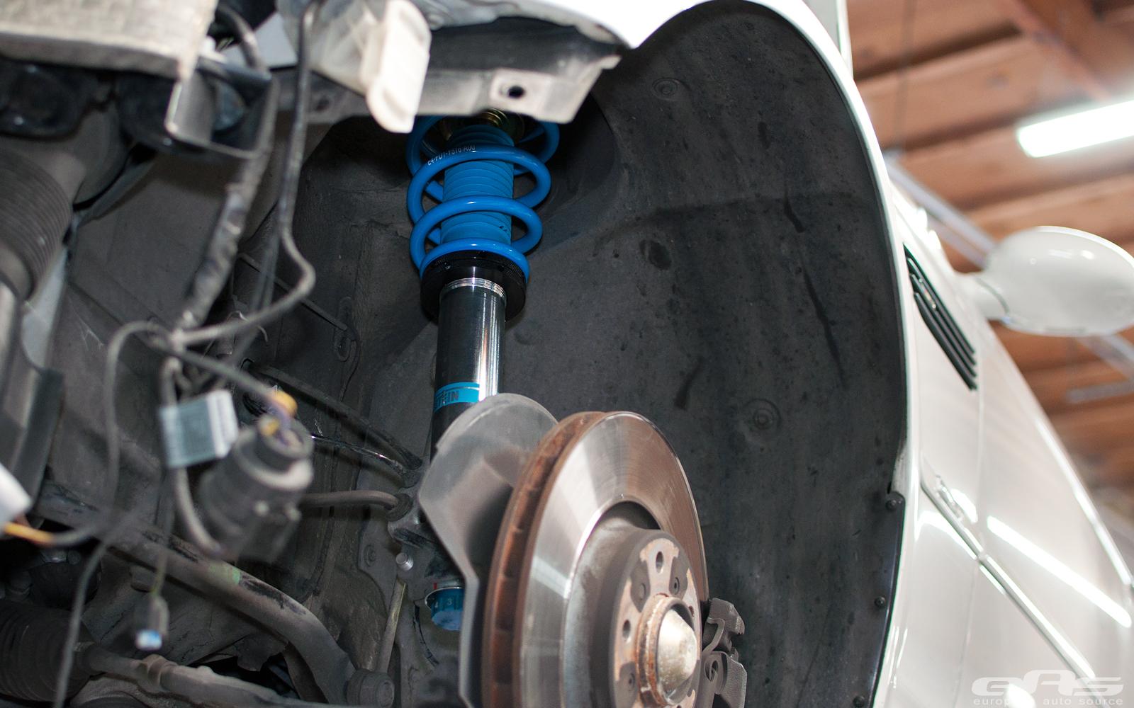 Bmw M3 Reviews >> Clean BMW E46 M3 Receives EAS Suspension - autoevolution