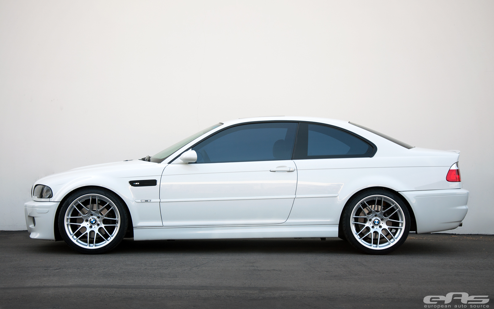 Clean Bmw E46 M3 Receives Eas Suspension Autoevolution
