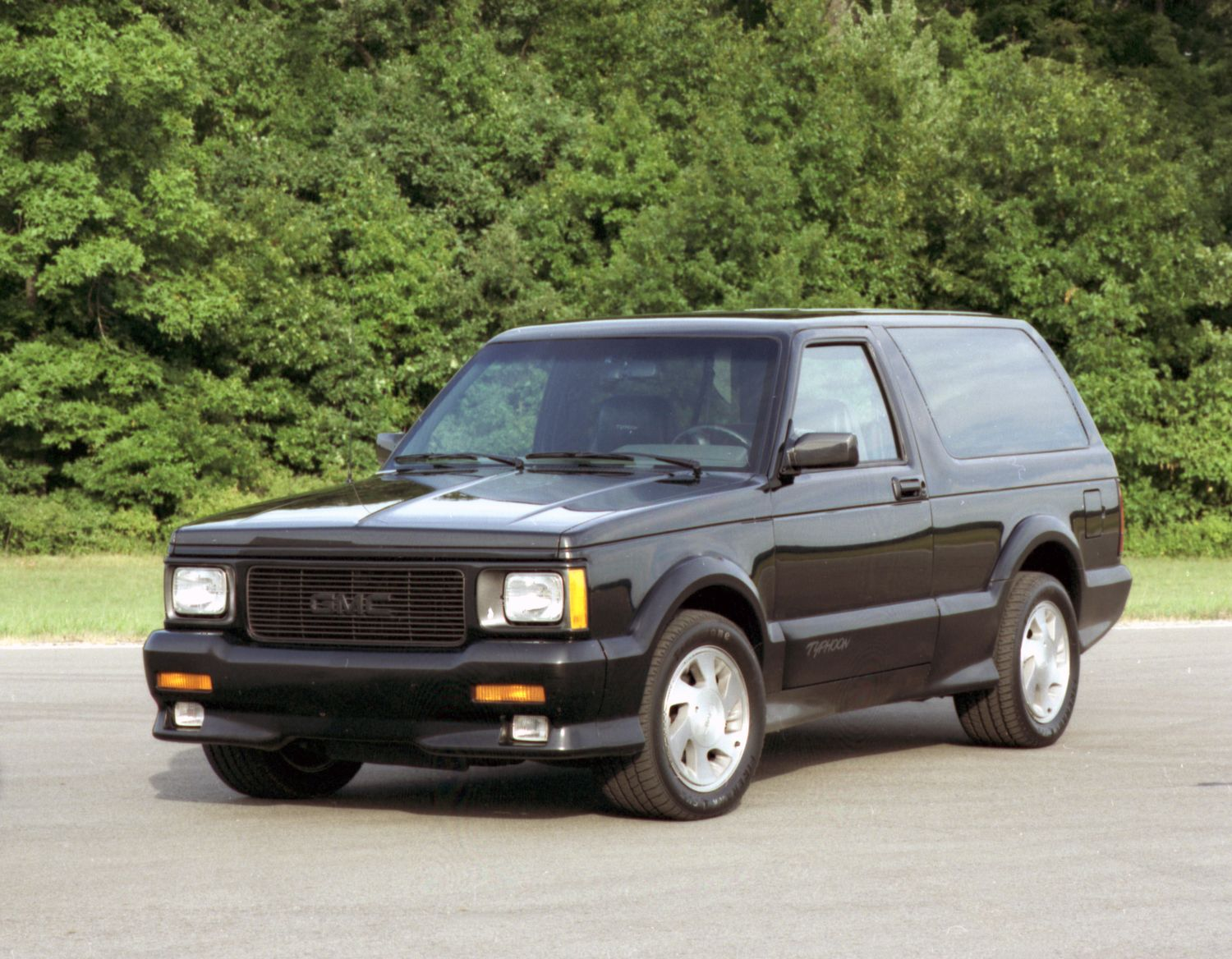 Clint Eastwood Drives A Gmc Typhoon Schools Jimmy Fallon