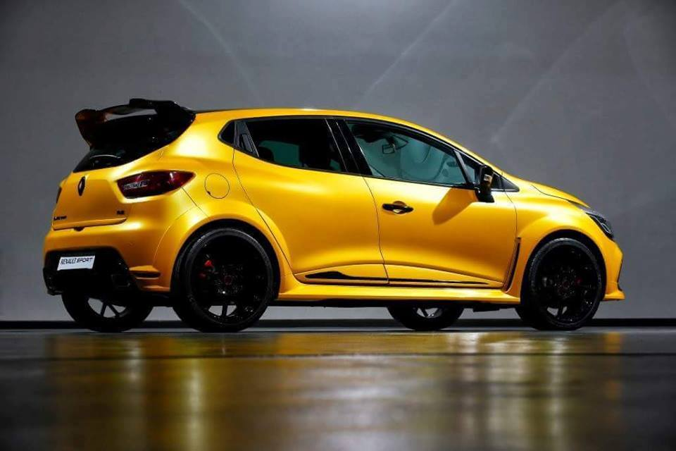 Clio Rs Kz 01 Rumored To Have 275 Hp Megane Rs Engine