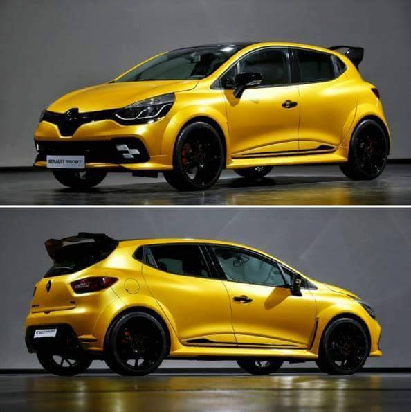 clio rs kz 01 rumored to have 275 hp megane rs engine autoevolution. Black Bedroom Furniture Sets. Home Design Ideas