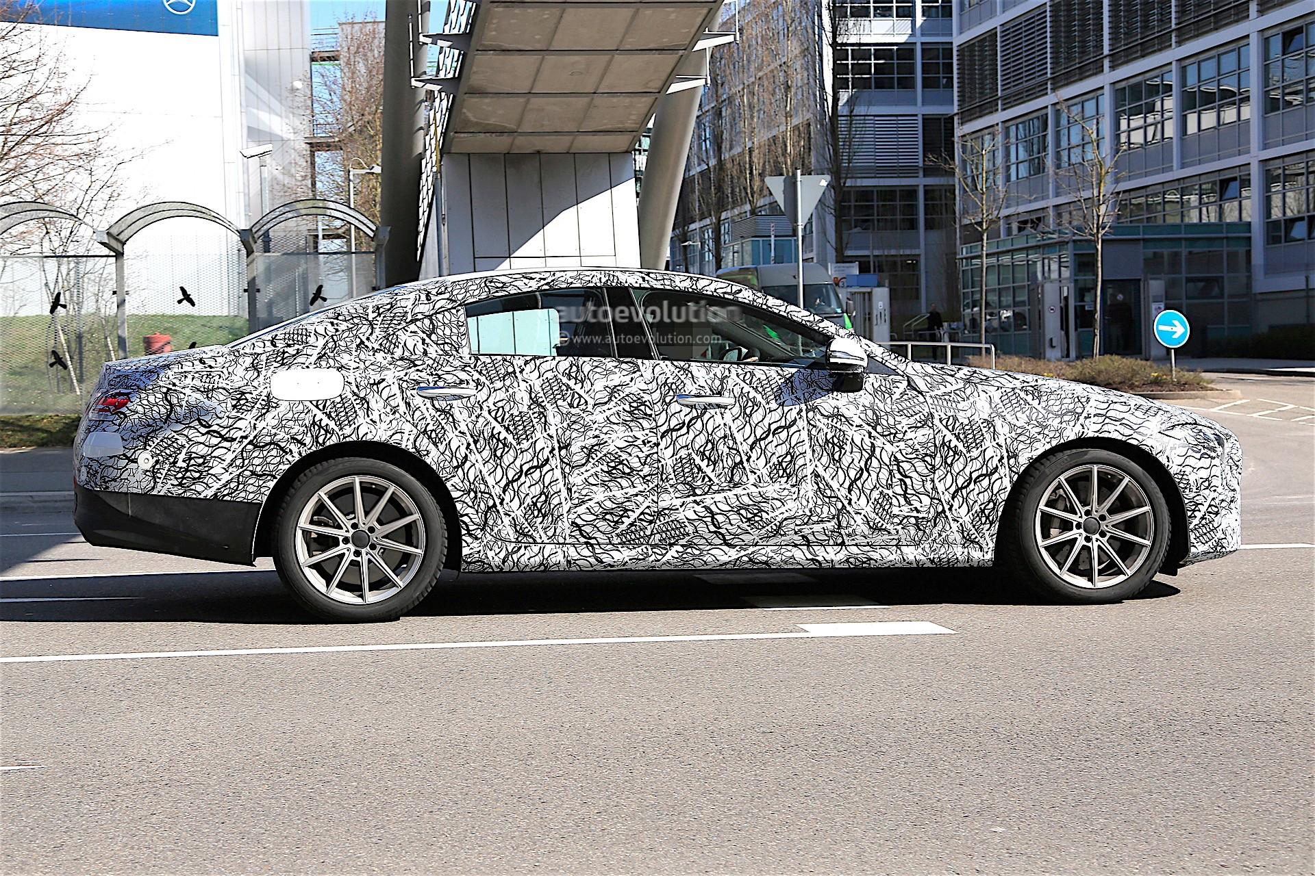 2018 - [Mercedes] CLS III  - Page 2 Cls-spy-baldauf_17