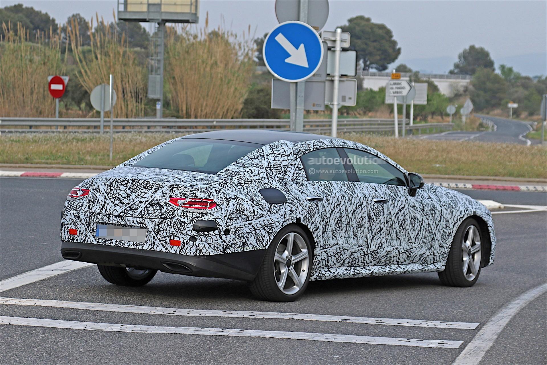 2018 - [Mercedes] CLS III  - Page 2 Cls-spy-baldauf_5