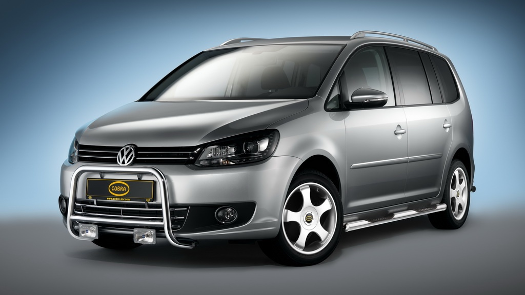 Cobra Targets Volkswagen Sharan Touran And Caddy