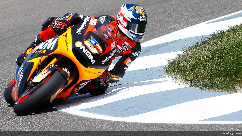 Colin Edwards' 2013 Kawasaki-FTR MotoGP Bike Up for Grabs - autoevolution
