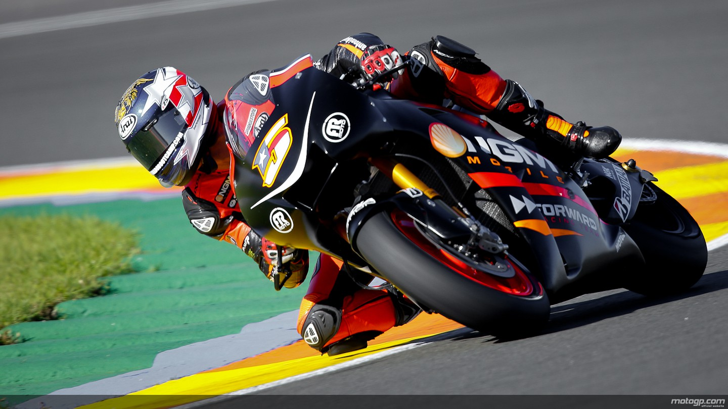 Colin Edwards and Aleix Espargaro Very Happy with the Yamaha M1 Engines - autoevolution