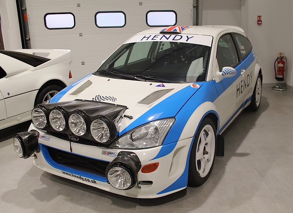 Subaru Rally Car >> Rally Mexico to Feature Underground Super Stage - autoevolution