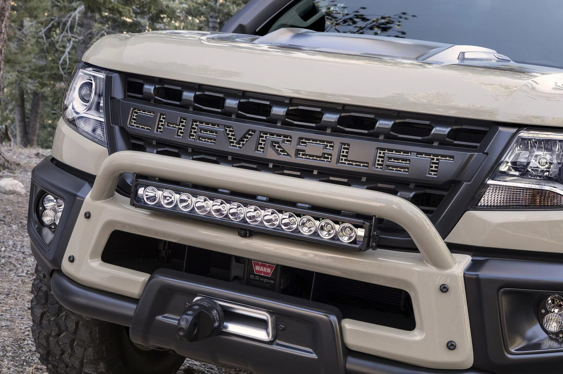 ZR2 Bison Trademark All But Confirmed For Chevrolet ...