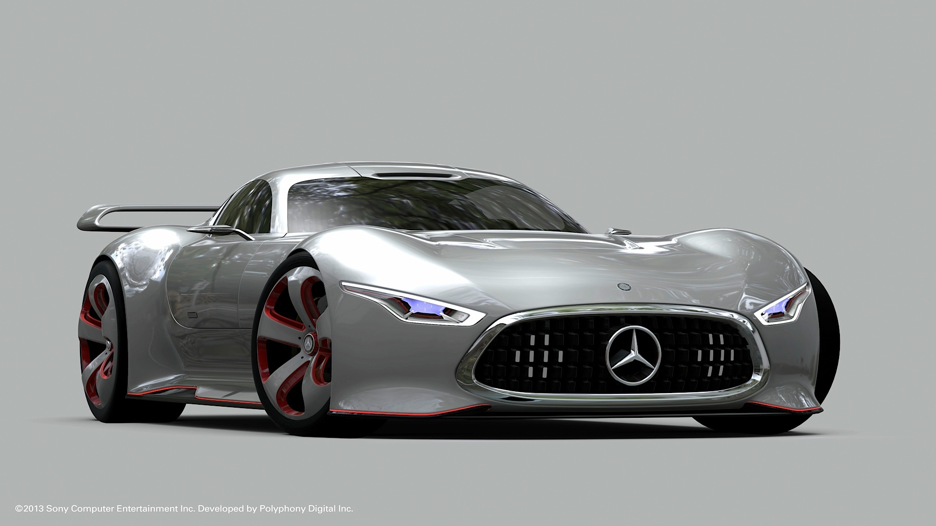 Company wants to build the mercedes benz amg vision gran for Build my mercedes benz