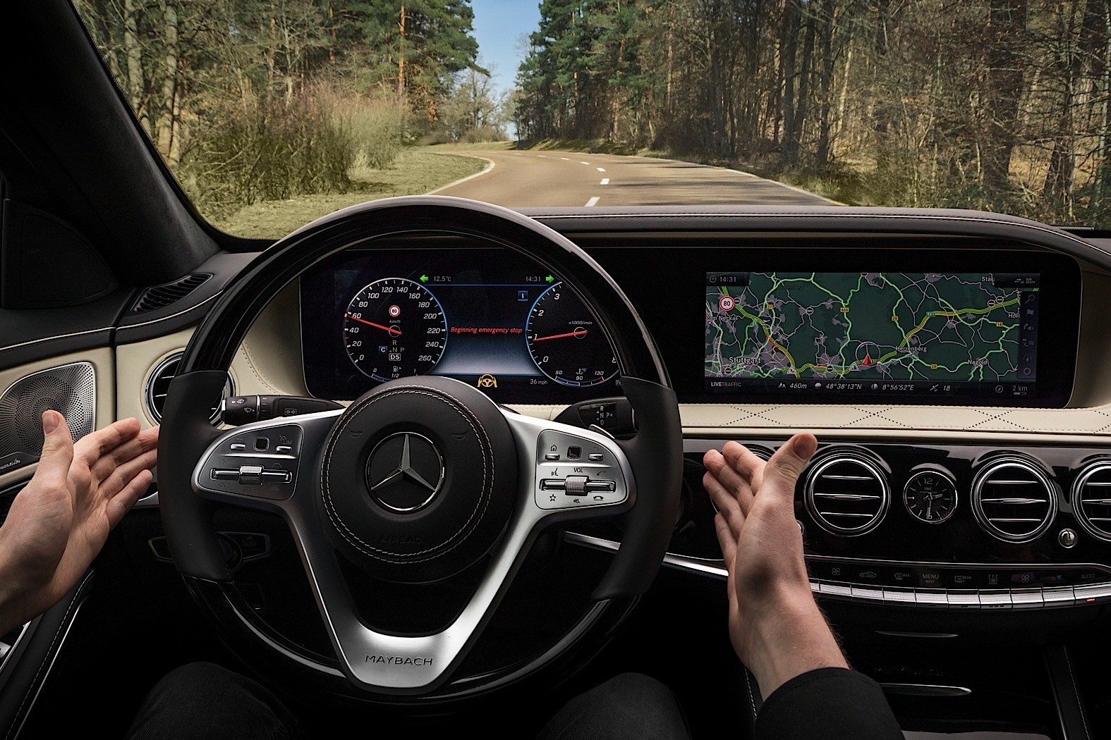 2018 S Class Commercial Finally Makes Sense Of The