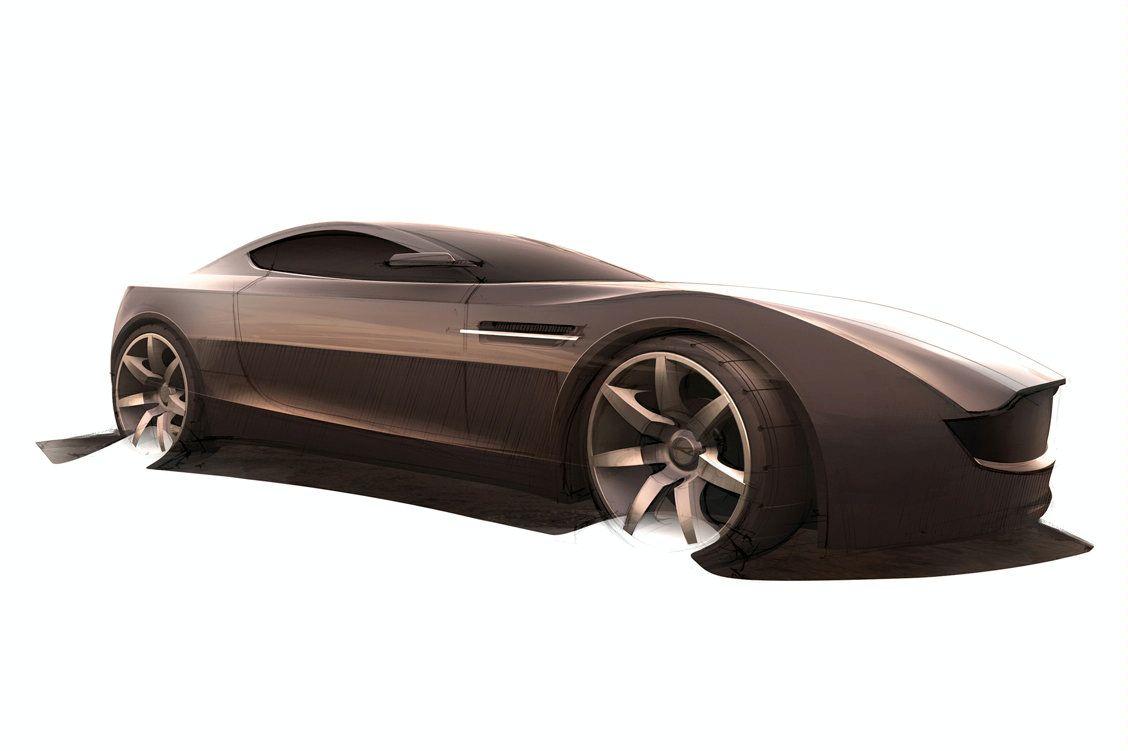 Concept Photos Aston Martin Volare