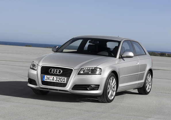 Confirmed Audi A3 Goes On Sale In 2010 Autoevolution