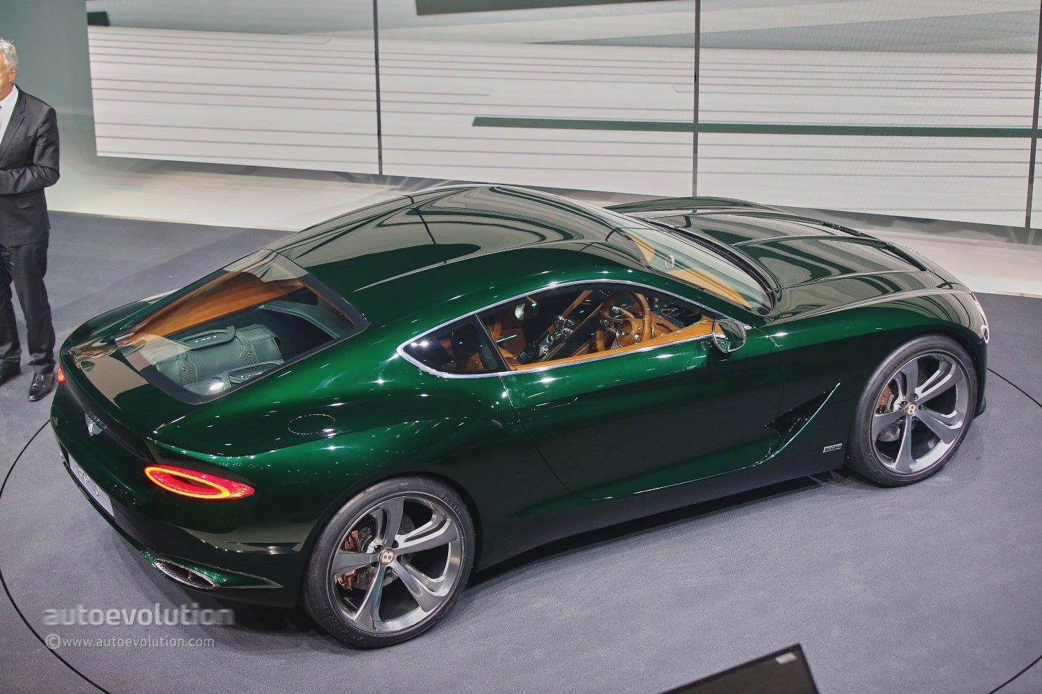 Confirmed Bentley Sports Car Coming In 2019 With Electric