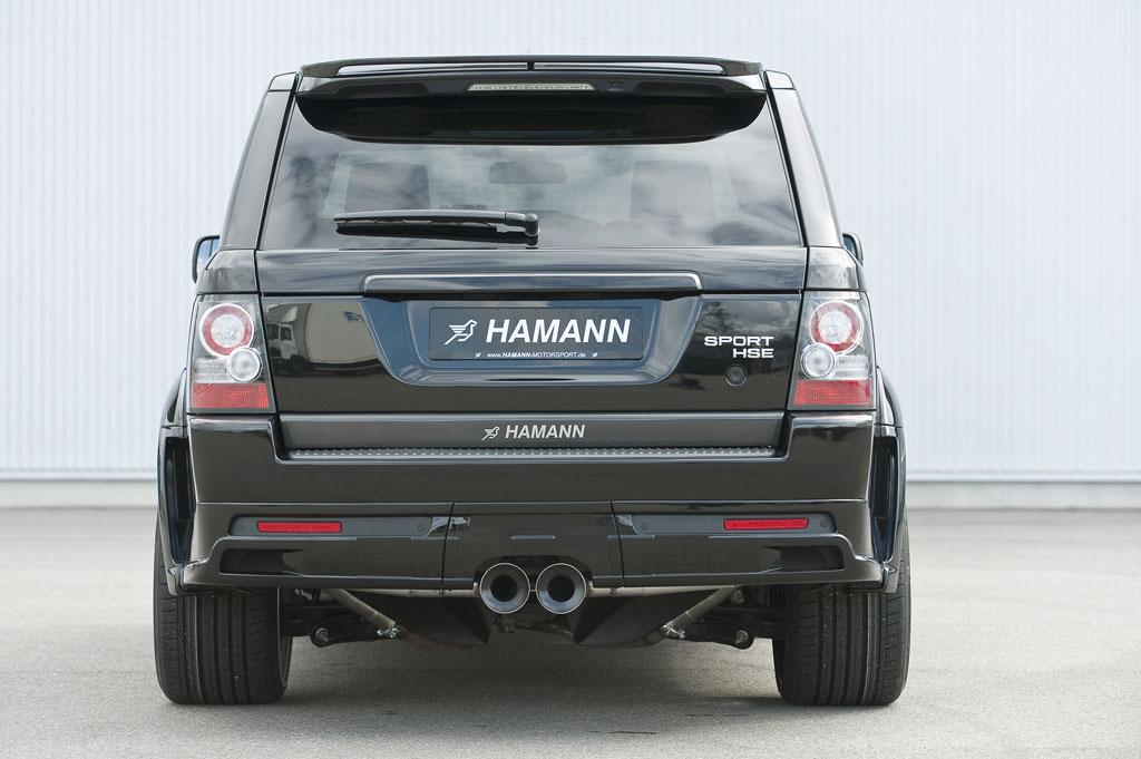 Conqueror Ii Range Rover Sport By Hamann Autoevolution