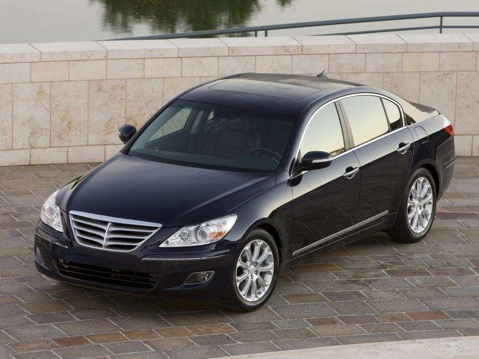 Consumer Reports Hyundai Genesis Outscores Acura Tl Lincoln Mks Autoevolution