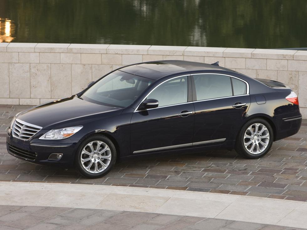 Consumer Reports: Hyundai Genesis Outscores Acura TL ...