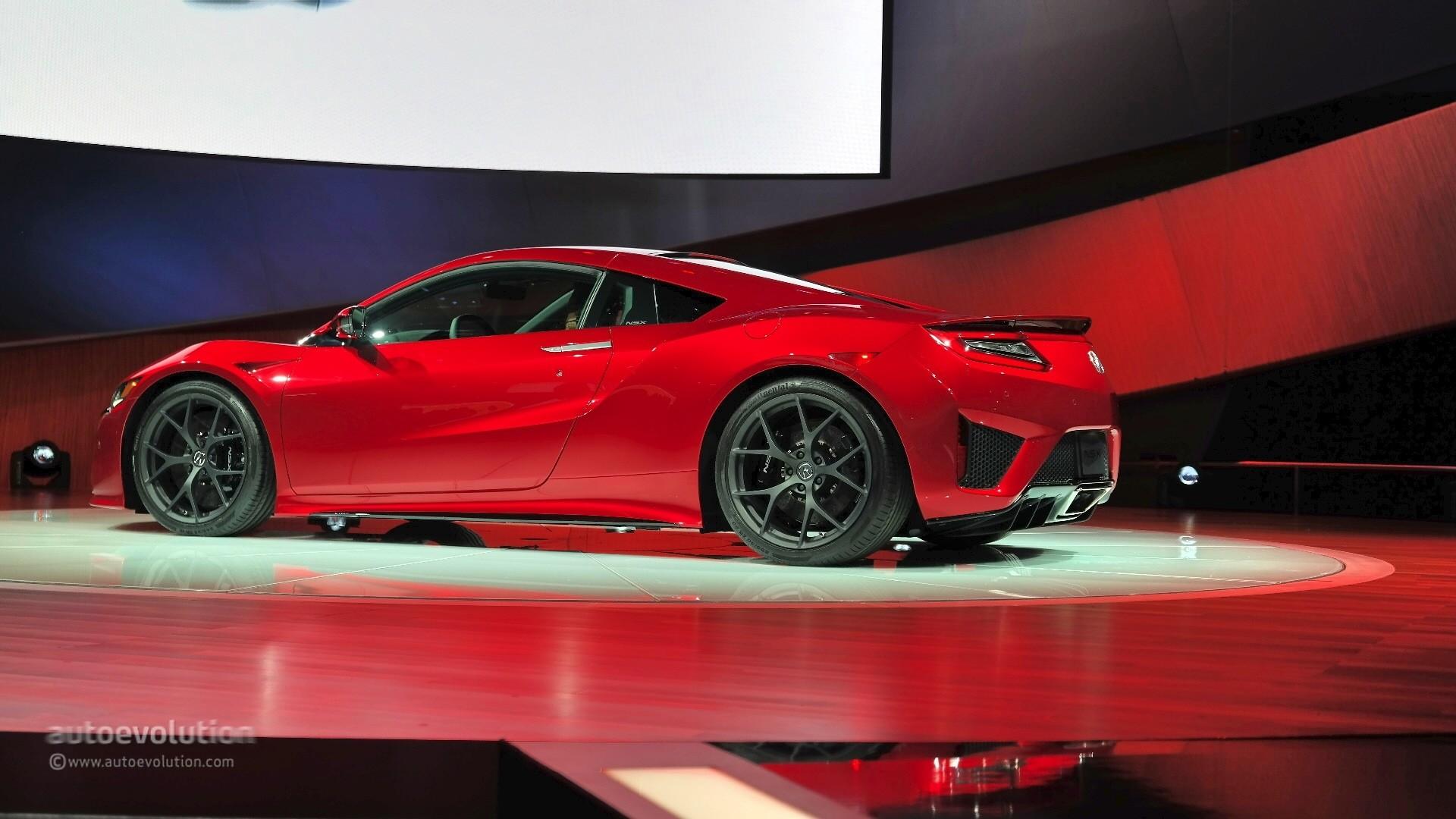 2016 Acura Nsx 2017 Detroit Auto Show