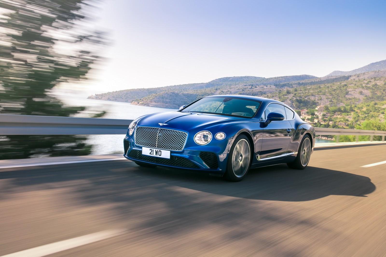 2018 Bentley Continental Gt Conti Talk Mycarforum Com