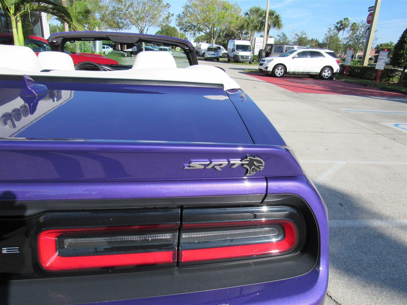 dodge challenger srt hellcat convertible conversion