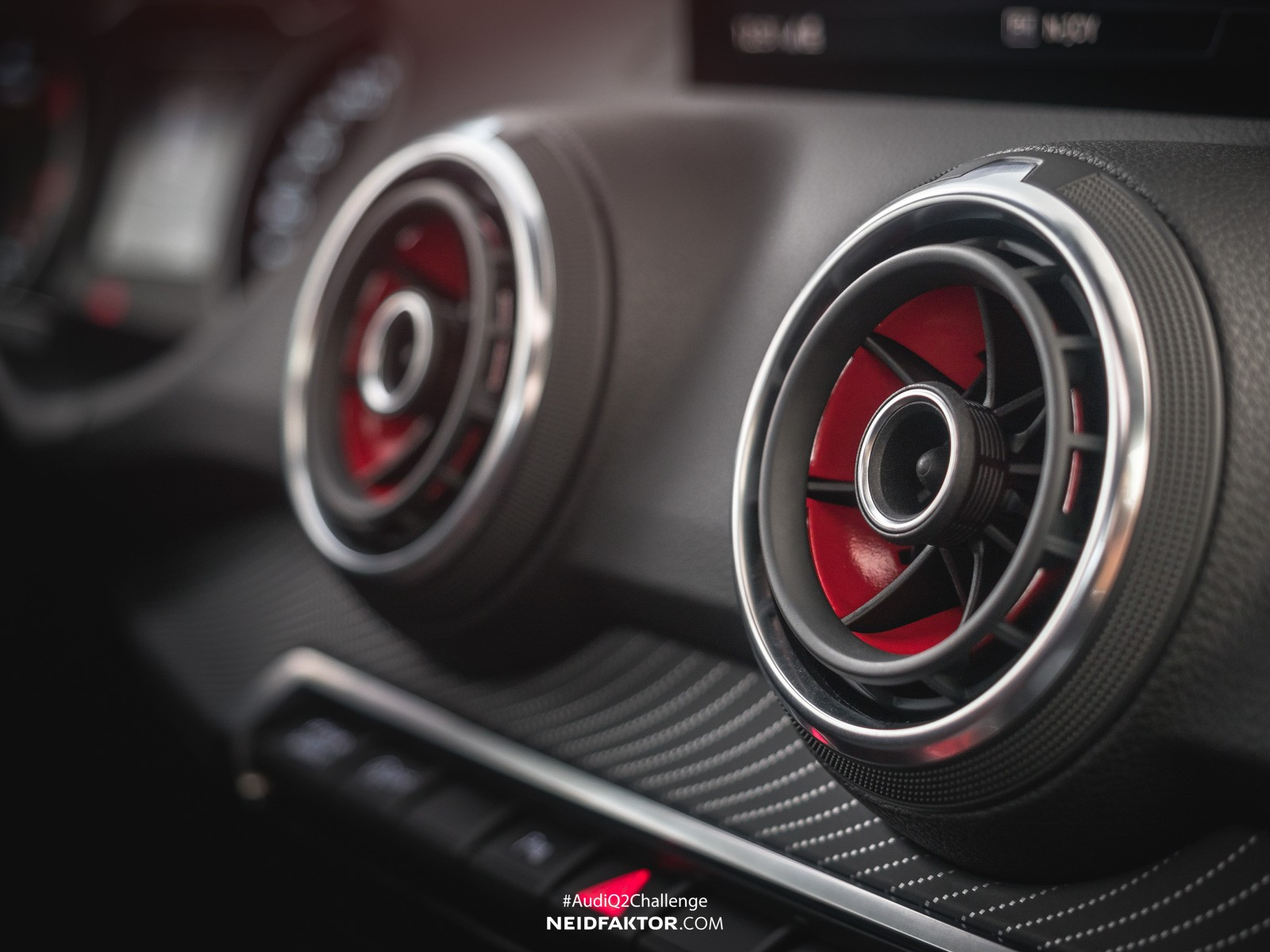 Coolest Audi Q Interior Ever Comes From Neidfaktor Autoevolution - Audi car q2