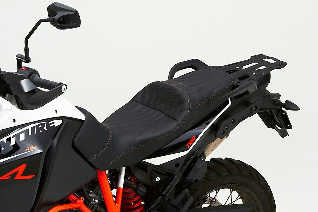 2015 Jeep Wrangler Sport >> Corbin Seat for KTM 1190 Adventure and Adventure R ...