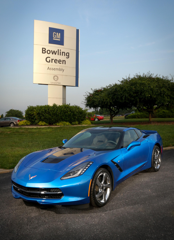 Corvette Factory in Kentucky Gets $439 Million for New ...