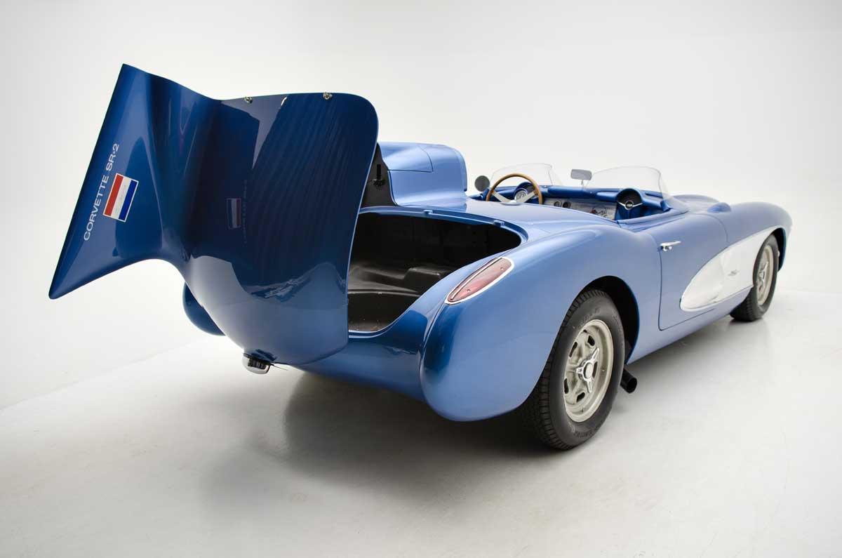 Corvette SR-2 Sebring Racer Can Be Yours For a Whopping $6 ...