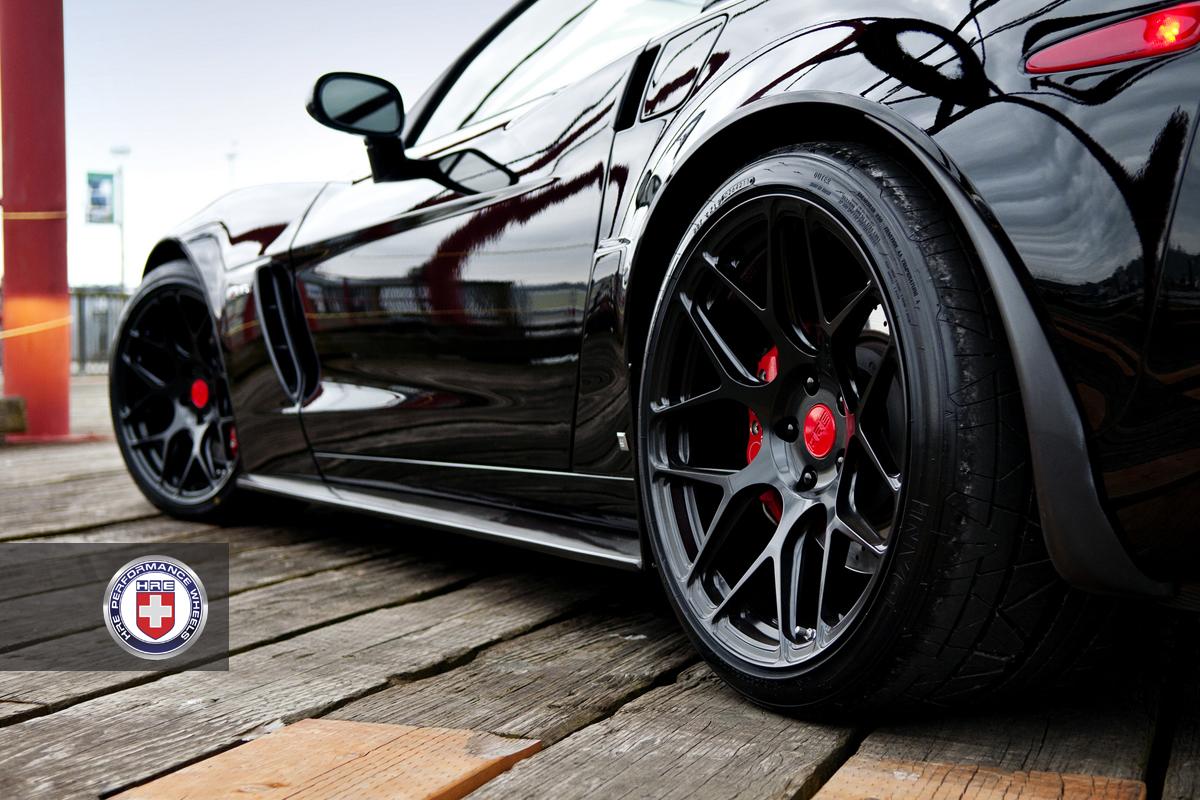 Corvette Z06 On Hre Wheels Autoevolution