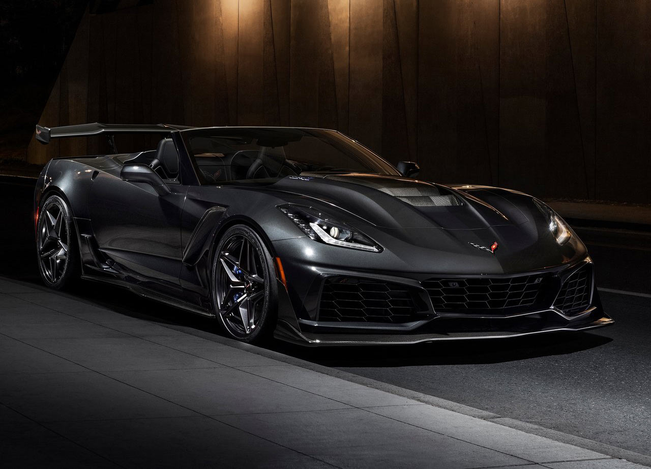 Corvette ZR1 Hennessey HPE1200 Upgrade Includes 7.0-liter ...