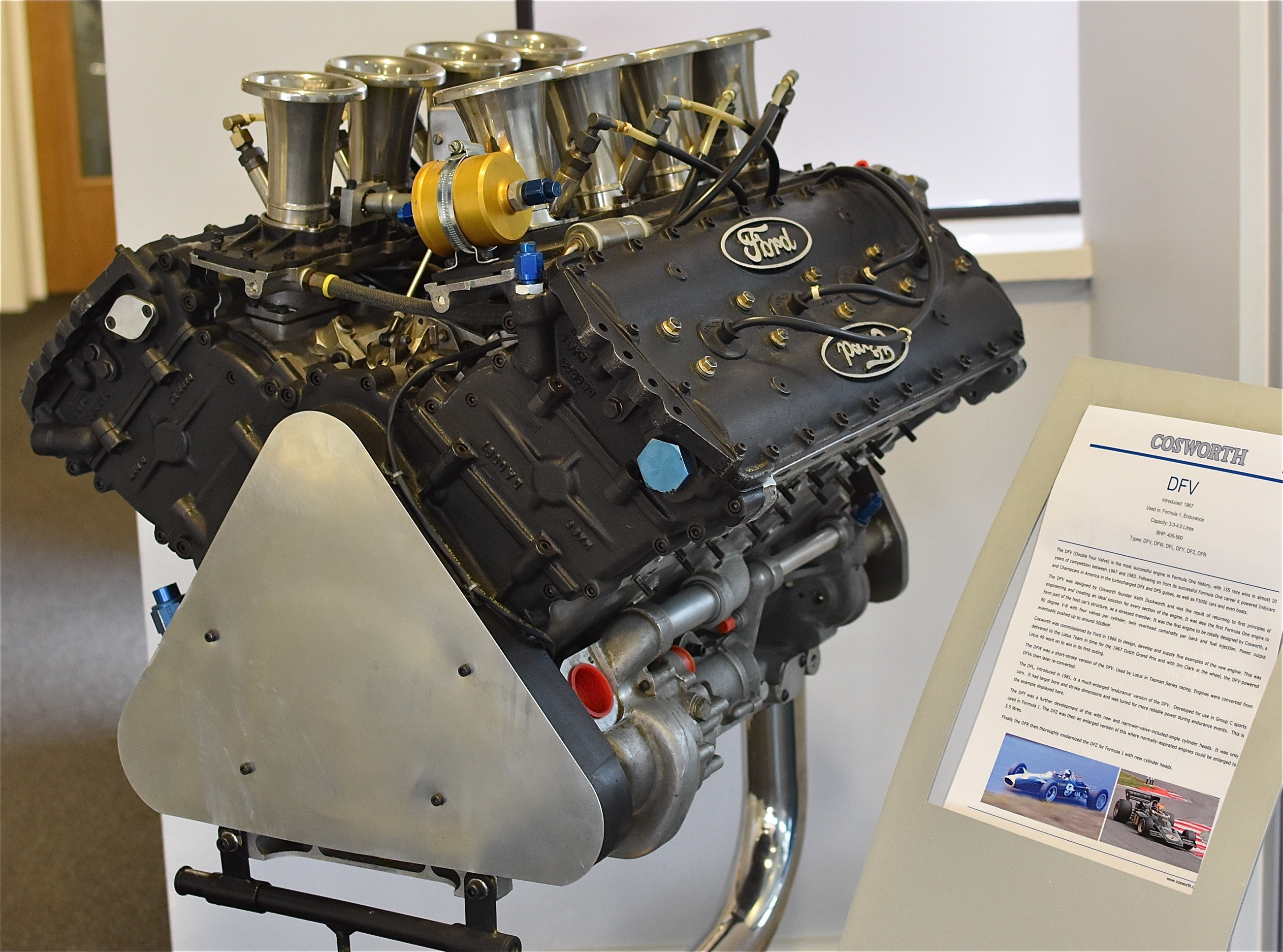 Detroit Auto Auction >> Cosworth Will Build Engine Parts In Detroit, Does Not Say For Whom - autoevolution