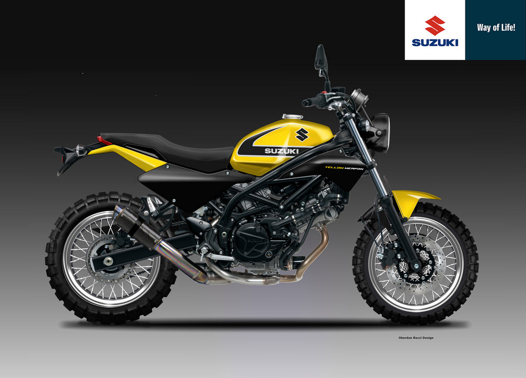 could suzuki use the sv650 for a neo retro revival of its. Black Bedroom Furniture Sets. Home Design Ideas