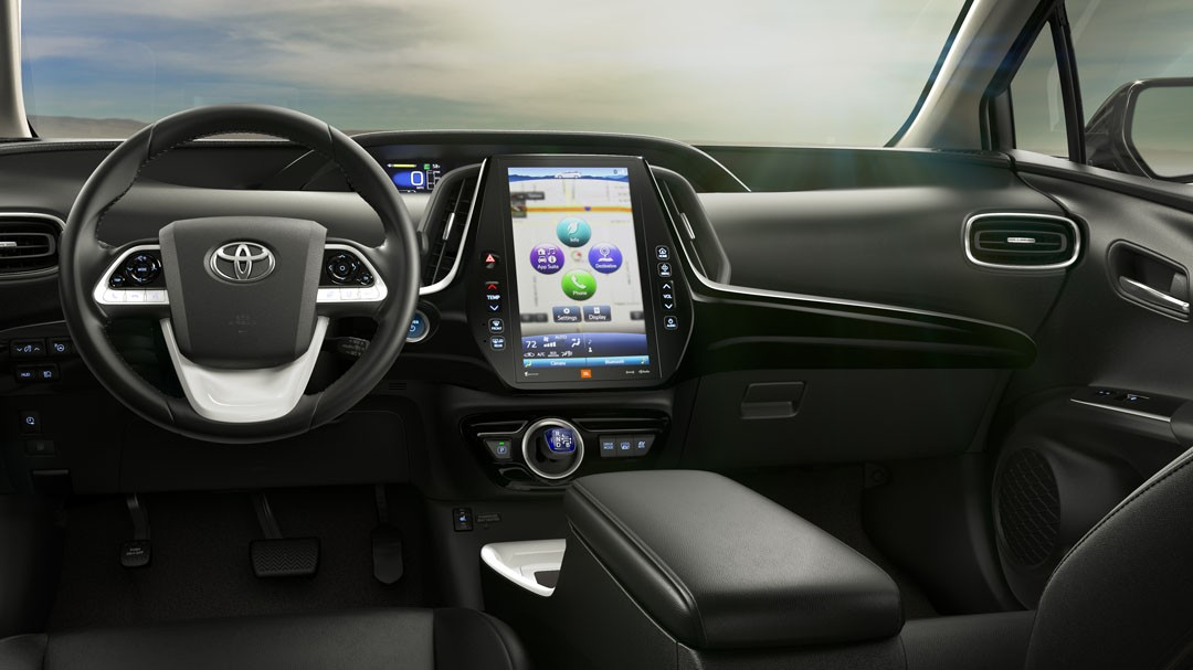 2017 Toyota Prius Interior >> Update Could This Be The 2017 Toyota Prius Plug In Hybrid Sure