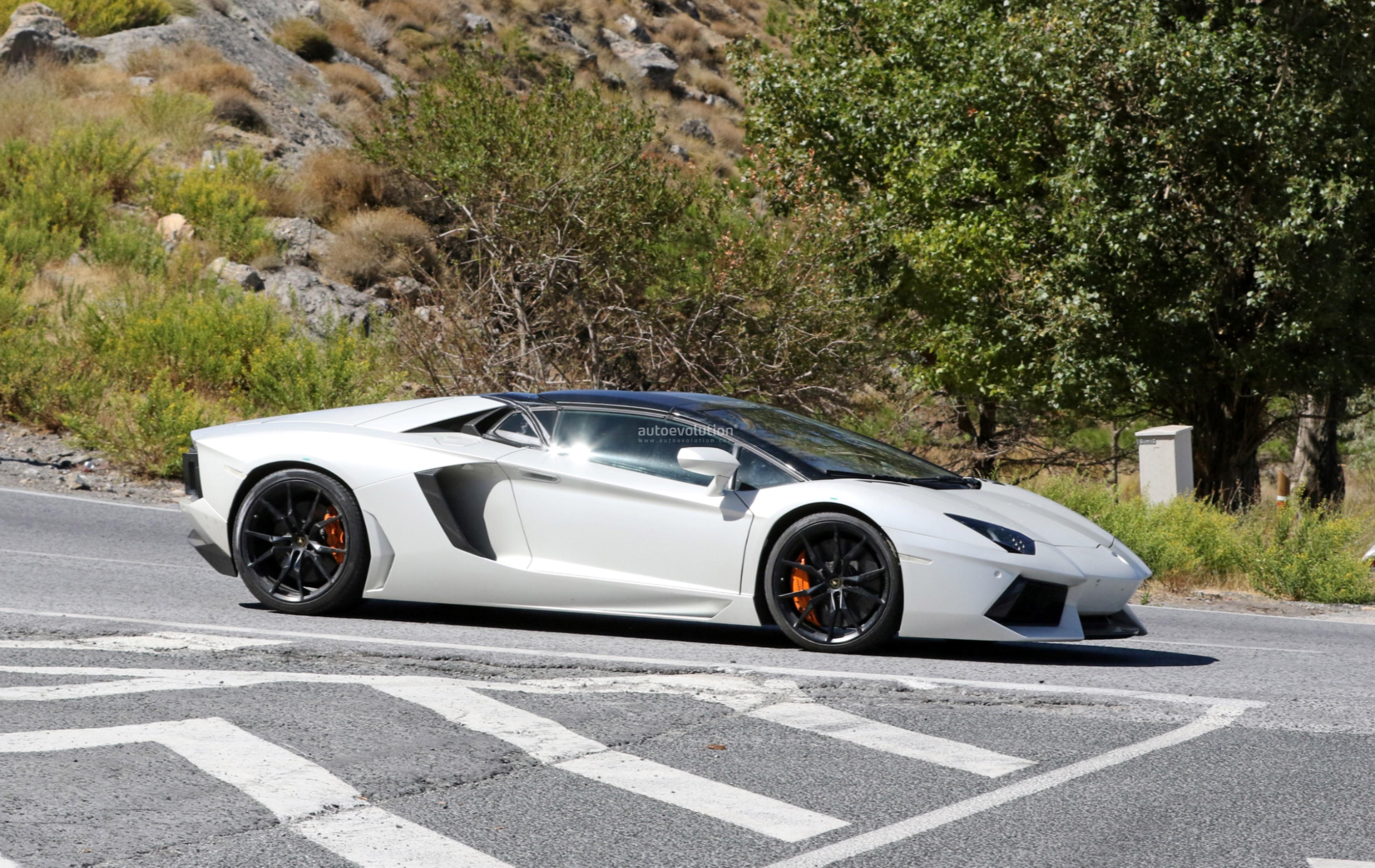 Could This Be The 2019 Lamborghini Aventador Svj Autoevolution