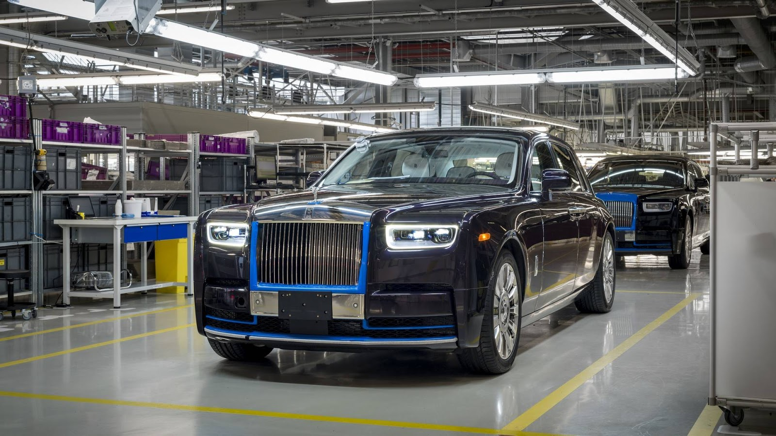 Ohio Couple Pays 780 000 For The First 2018 Rolls Royce