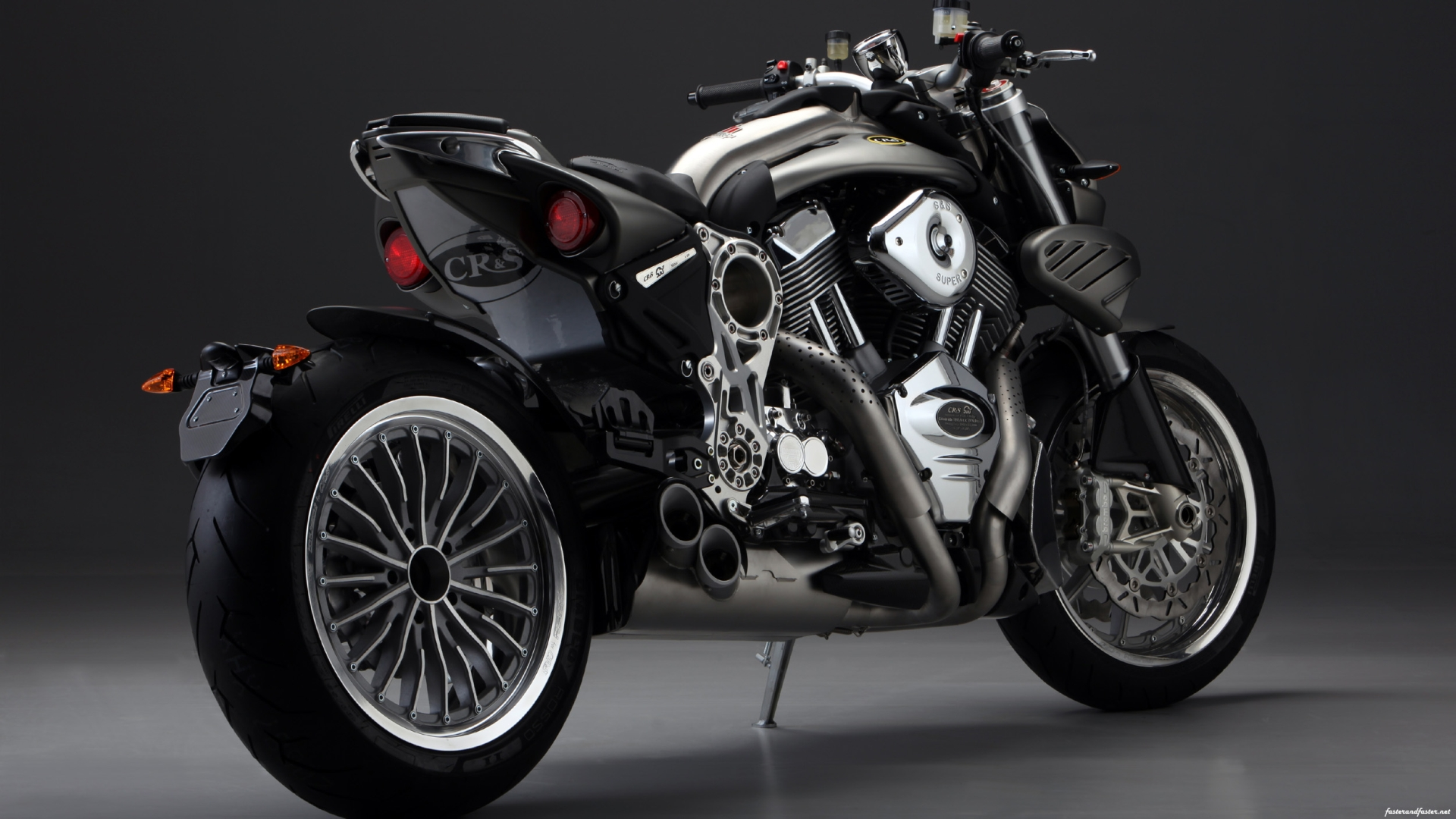 CR&S' Duu Motorcycles Are Awesome and Expensive ...