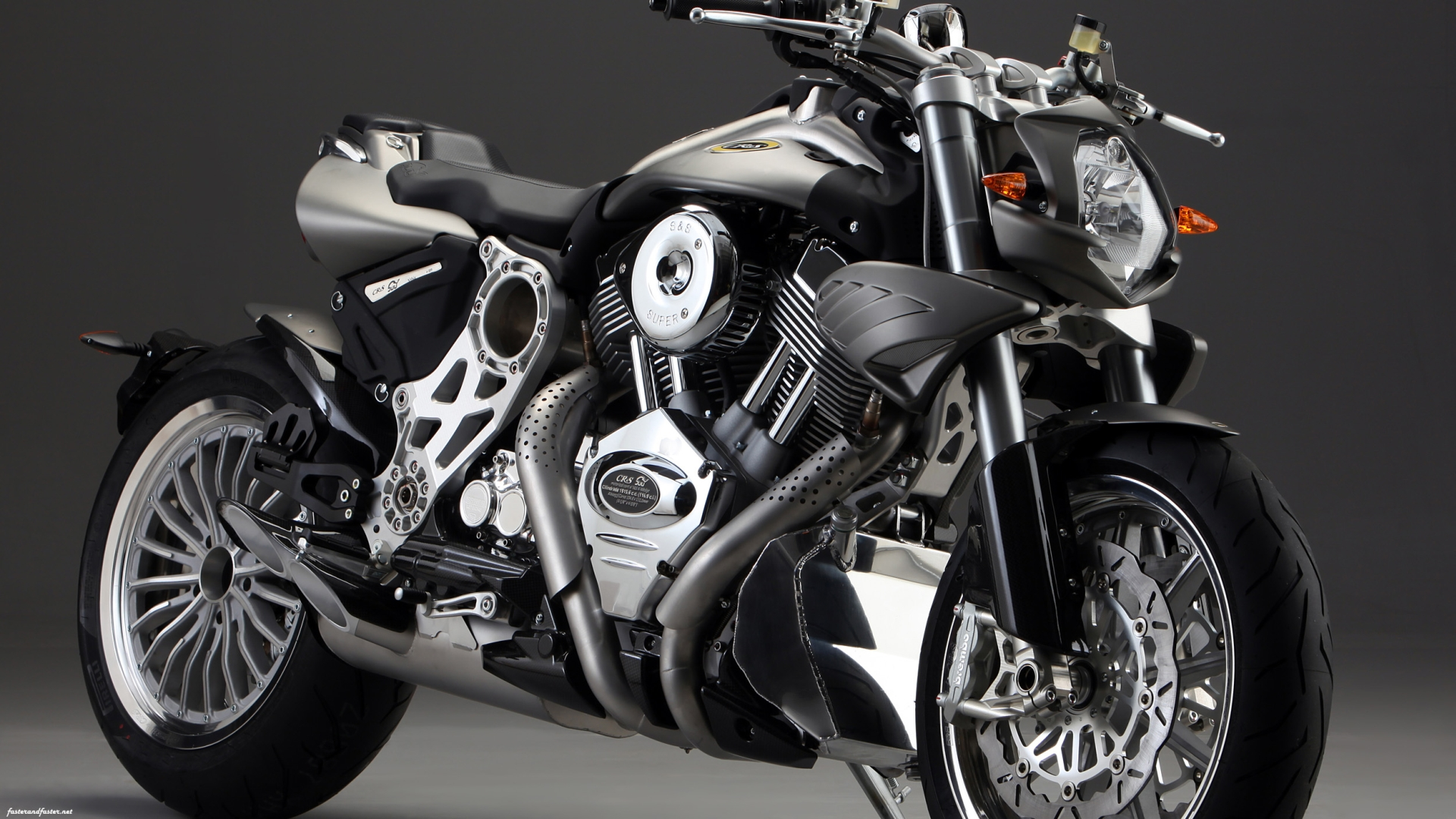 Custom Nissan Maxima >> CR&S' Duu Motorcycles Are Awesome and Expensive - autoevolution