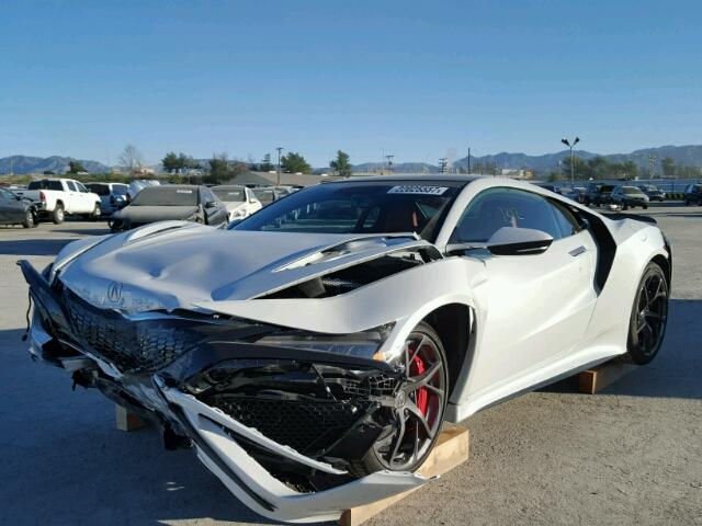 2016 Acura Nsx Gets Liberty Walk Kit But Is It Real