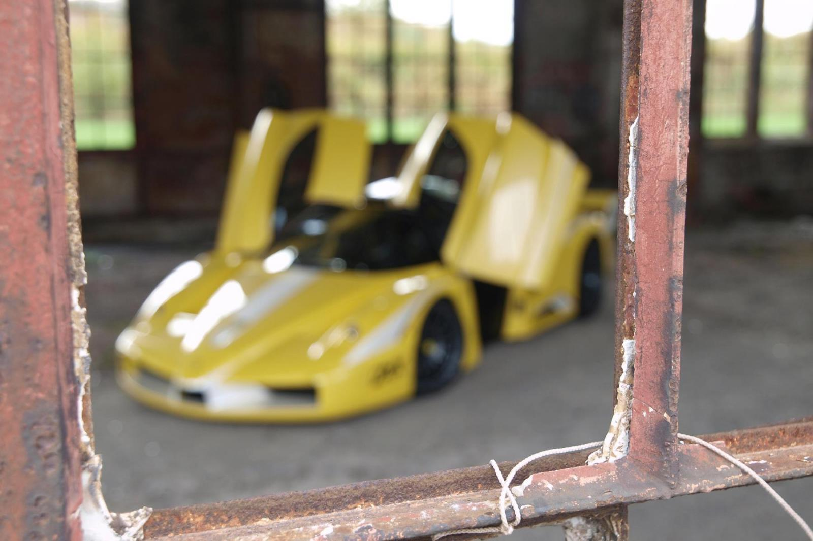 Crashed Ferrari Enzo Is Reborn as 'the ZXX' - autoevolution