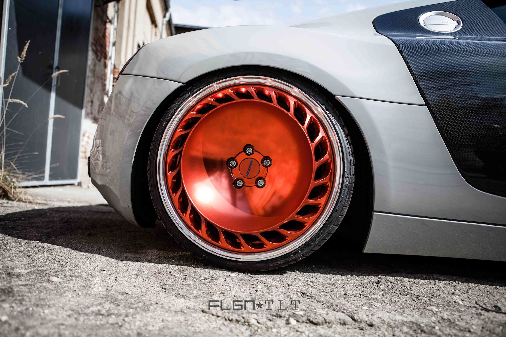 Craziest Custom Wheels On A Supercar Messer Turbo Fan Autoevolution